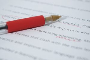 Read more about the article Five top reasons to hire an editor