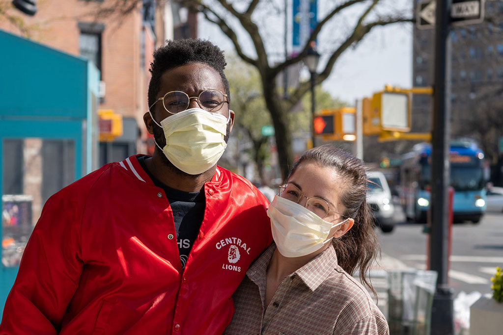 Anti-vaxxers may choose to rather wear masks